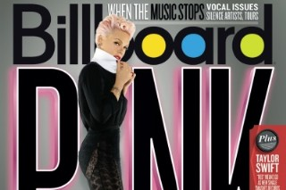 Pink Covers 'Billboard', Talks Exorcising Her Demons And Mean Fan Comments