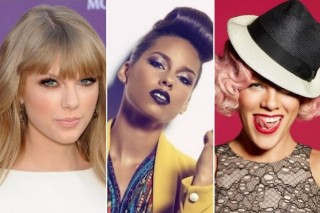 Taylor Swift, Alicia Keys & Pink To Appear On 'VH1 Storytellers': Morning Mix
