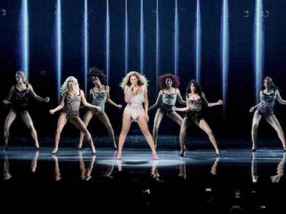 Beyonce Timeline: Revel Hotel & Casino Gig