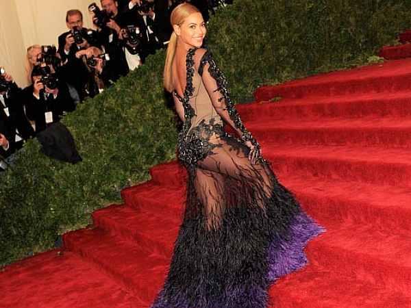 Beyonce Timeline: New York Met Gala 2012