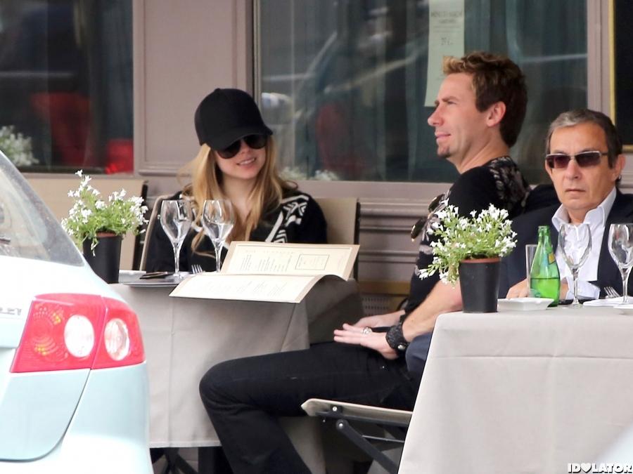 Avril Lavigne & Chad Kroeger's Romance