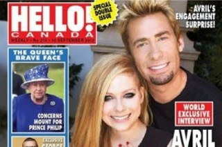 Avril Lavigne's Engagement Ring Cost How Much?!: Morning Mix