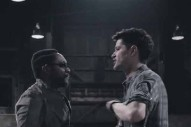 "The Script Team With Will.i.am For Uplifiting Single ""Hall Of Fame"": Watch The Video"