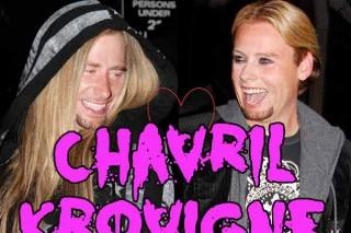 Avril Lavigne & Chad Kroeger Get Their Own Music Mashup, Naturally
