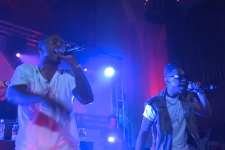 Miguel Joins Nas For 'Summer On Smash' In Detroit