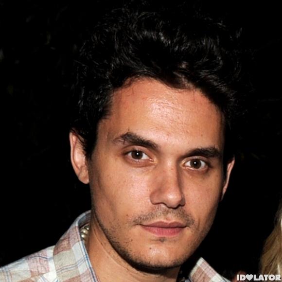 John Mayer's Short Hair