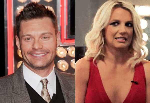 Ryan Seacrest Britney Spears Forbes Top Earning Celebrities 2012