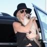 Kesha Cat LAX