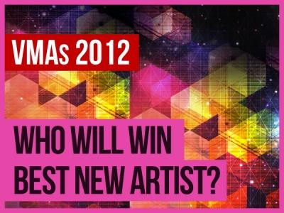 MTV VMAs 2012 Best New Artist
