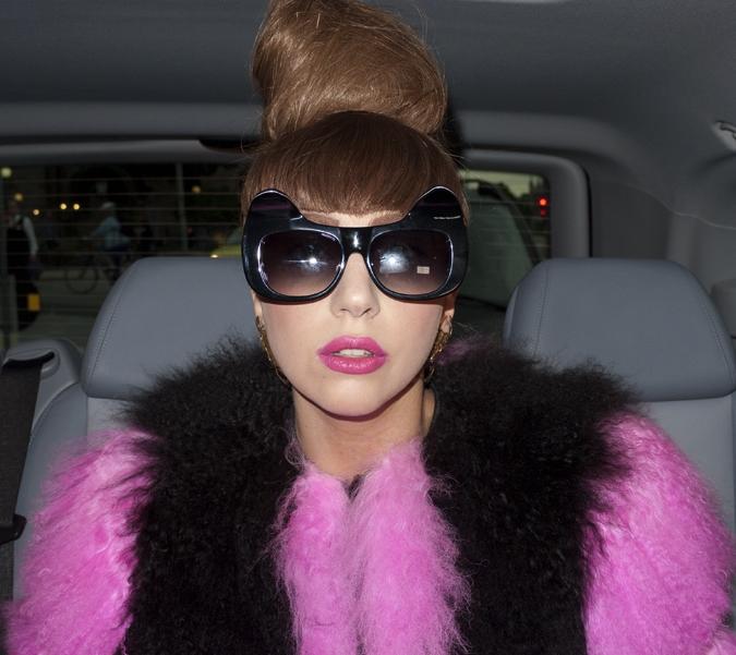 Lady Gaga's Intimate Tour Photos