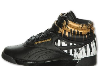 Alicia Keys Designed These Sneakers For Reebok: Morning Mix