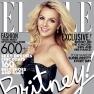 Britney Spears Elle Magazine