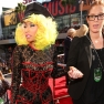 Nicki Minaj red carpet MTV VMAs