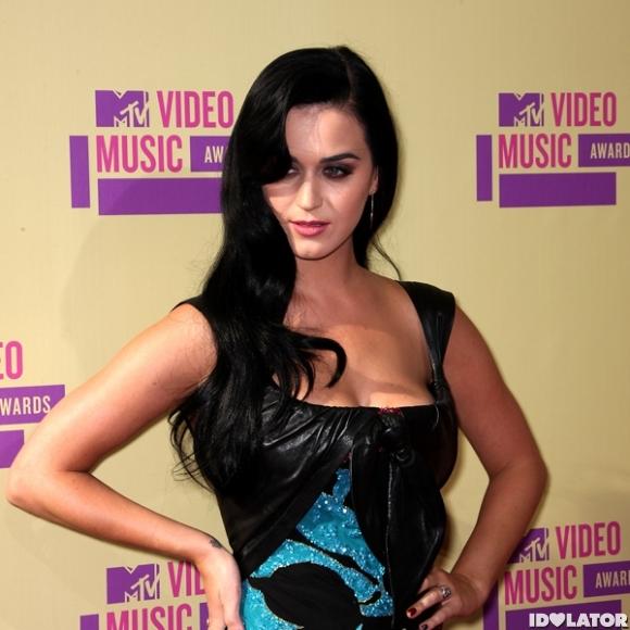 Katy Perry Arrives At 2012 MTV VMAs