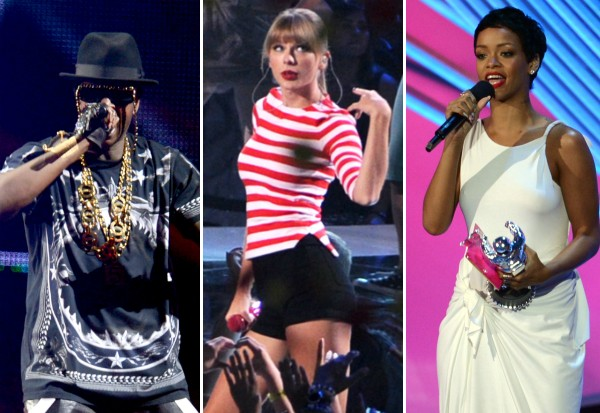 2 chainz taylor swift rihanna vmas