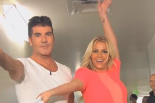 'The X Factor' Behind The Scenes: Simon Cowell On Britney Spears Drama, Teasing Demi Lovato