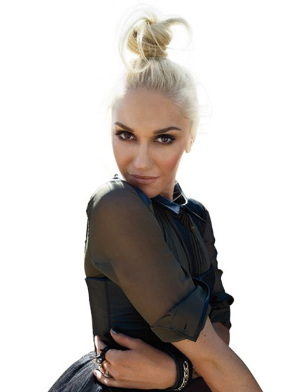 Gwen Stefani Is Gorgeous In 'Marie Claire'