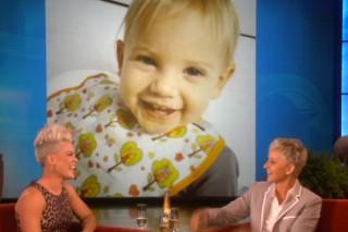 Pink Talks Motherhood And Marriage On Ellen