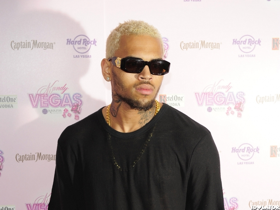 Is Chris Brown's New Tatt Of A Battered Woman?