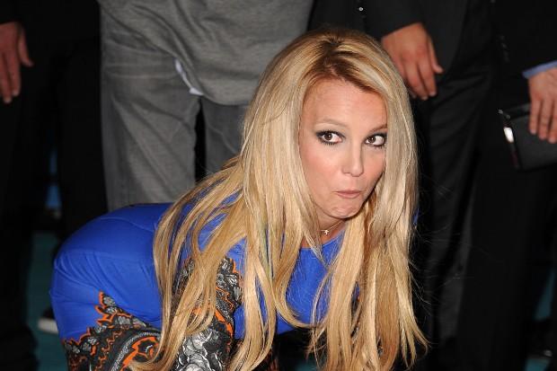 Britney Spears X Factor Premiere