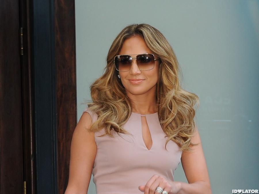 J.Lo In The Big Apple