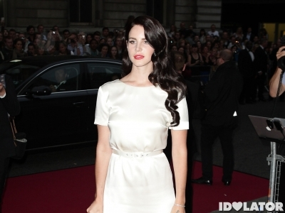 lana del rey GQ Men of the Year Awards 2012