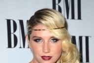 Ke$ha's 'Warrior' Album To Feature Iggy Pop, Wayne Coyne, Ben Folds & Nate Ruess