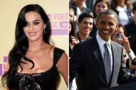 Katy Perry To Stump With Barack Obama Saturday: Morning Mix
