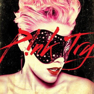 Pink Try Single Cover Artwork