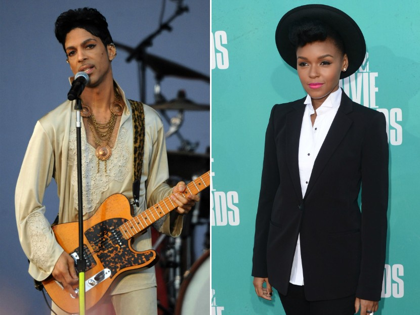 "Prince Announces Janelle Monae As Opener For ""Welcome 2 Chicago"" Show"