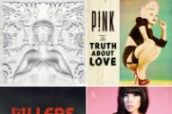 Kanye West Vs. Pink Vs. The Killers Vs. Carly Rae Jepsen: Who Won Release Day?