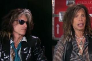 Steven Tyler's 'American Idol' Stint Still Sore Subject For Aerosmith