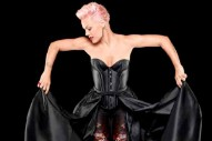Pink's 'The Truth About Love' Becomes Her First #1 On The Top 200