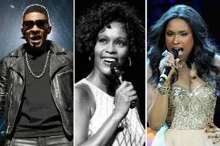 Usher & Jennifer Hudson To Perform At Whitney Houston Tribute Concert