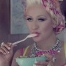 "Christina Aguilera ""Your Body"" Video: Spoon-Wielding Schemer"