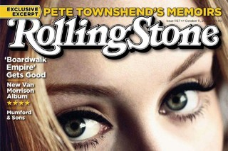 """Adele Rocks The 'Rolling Stone' """"Women Who Rock"""" Cover"""