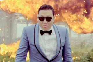 "PSY's ""Gangnam Style"" Gets One Step Closer To Taking Over The World's Airwaves: Morning Mix"