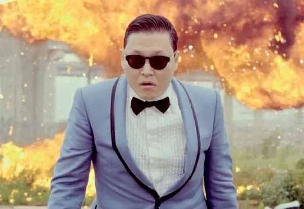 PSY Gangnam Style music video