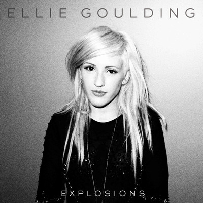 Ellie Goulding Explosions Single Artwork