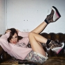 Cher Lloyd Disorder magazine