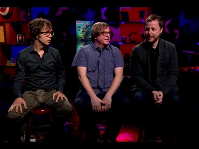 "Ben Folds Five ""Do It Anyway"" On 'The Colbert Report'"