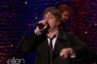 "Matchbox Twenty Bring ""She's So Mean"" & Lots Of Drums To 'Ellen': Watch"