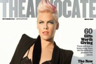 Pink Talks Sexuality & Ecstasy In 'The Advocate': Morning Mix