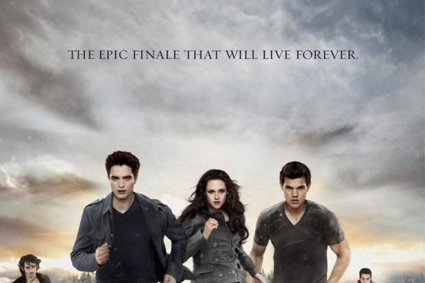 Twilight Breaking Dawn Movie Poster