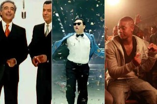 "The 8 Best ""Gangnam""-Style Dance Craze Songs Of The Past 25 Years"