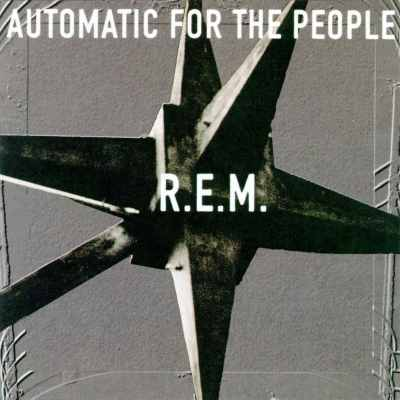 REM Automatic For The People album cover