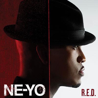 Ne-Yo R.E.D. Album Cover Artwork