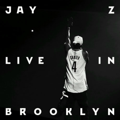 jay z live in brooklyn cover artwork