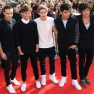 One Direction red carpet