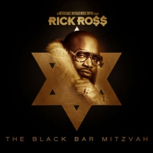 Rick Ross Black Bar Mitzvah Mixtape Cover